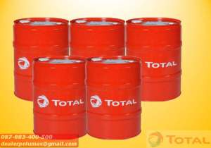 Supplier Oli Total TURBINE OIL