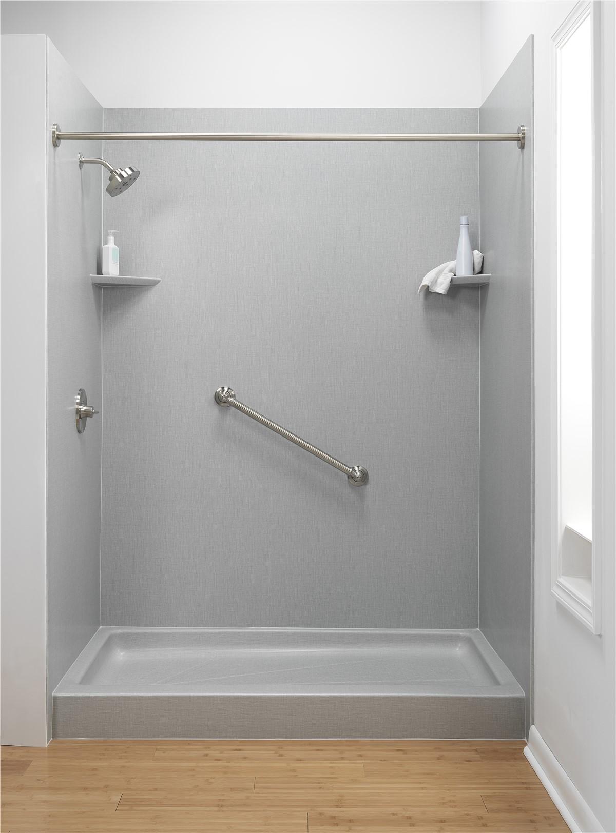 Tub To Shower Conversion Convert Bath To Shower Luxury Bath