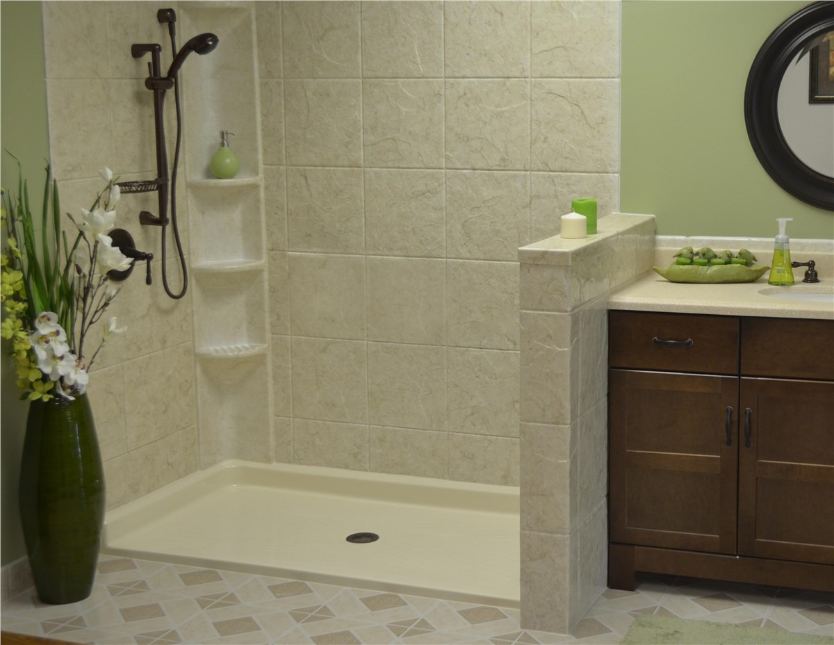 Bathtub Conversion To Walk In Shower