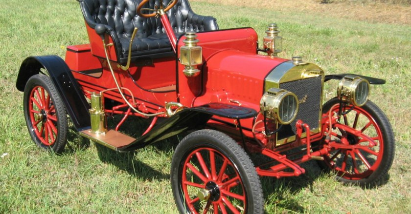 1908 REO Runabout Model B