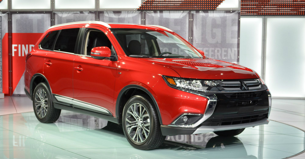 2016 mitsubishi outlander actual towing capacity from a compact suv. Black Bedroom Furniture Sets. Home Design Ideas