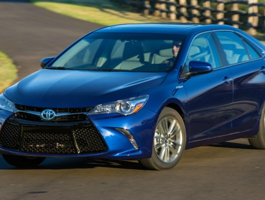 2015 Toyota Camry American Made