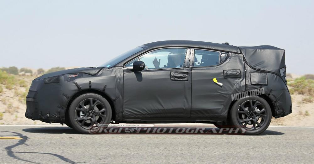 Toyota Subcompact Crossover SUV