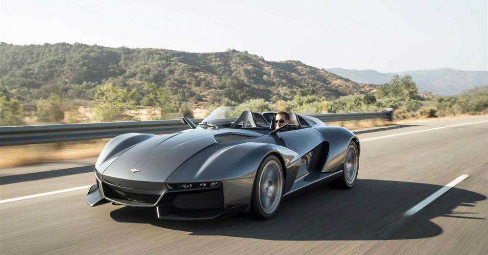 Ferris Rezvani Kit Car the Best