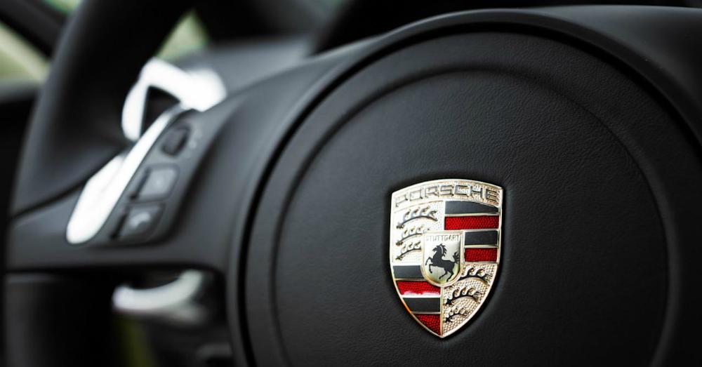 Porsche Steering