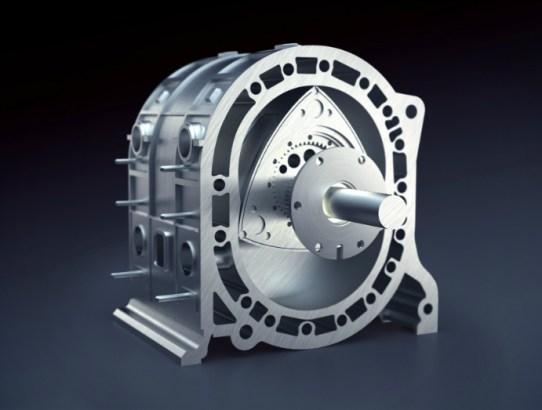 08.22.16 - Wankel Rotary Engine