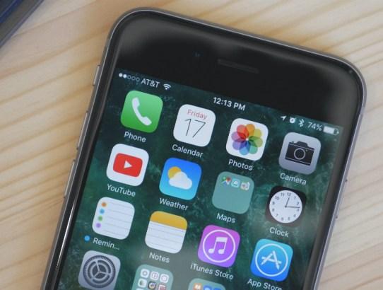 10.27.16 - iOS 10