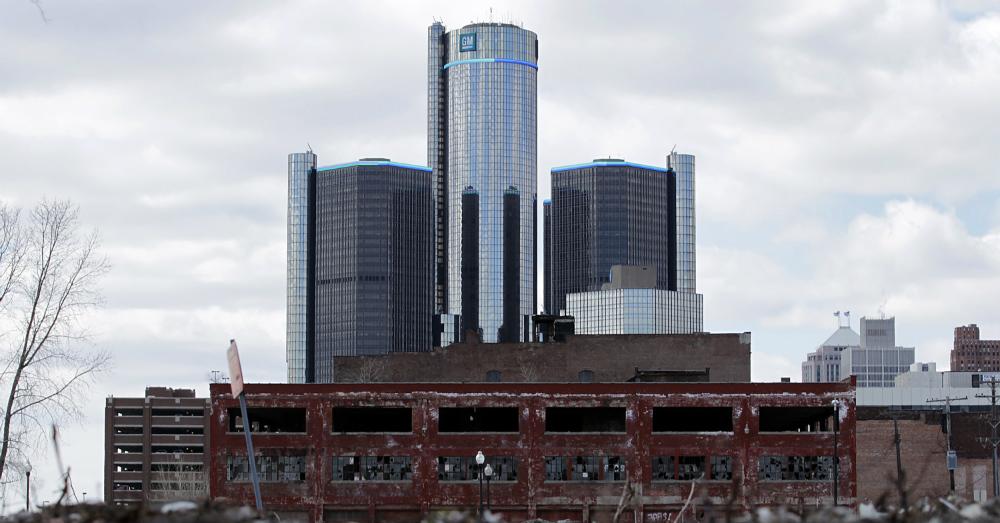 11.30.16 - General Motors Headquarters