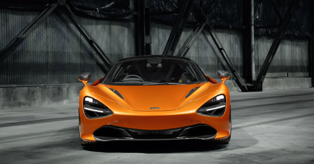 04.20.17 - McLaren 720S