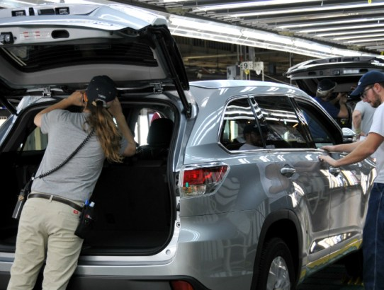05.08.17 - Toyota Motor Manufacturing Indiana