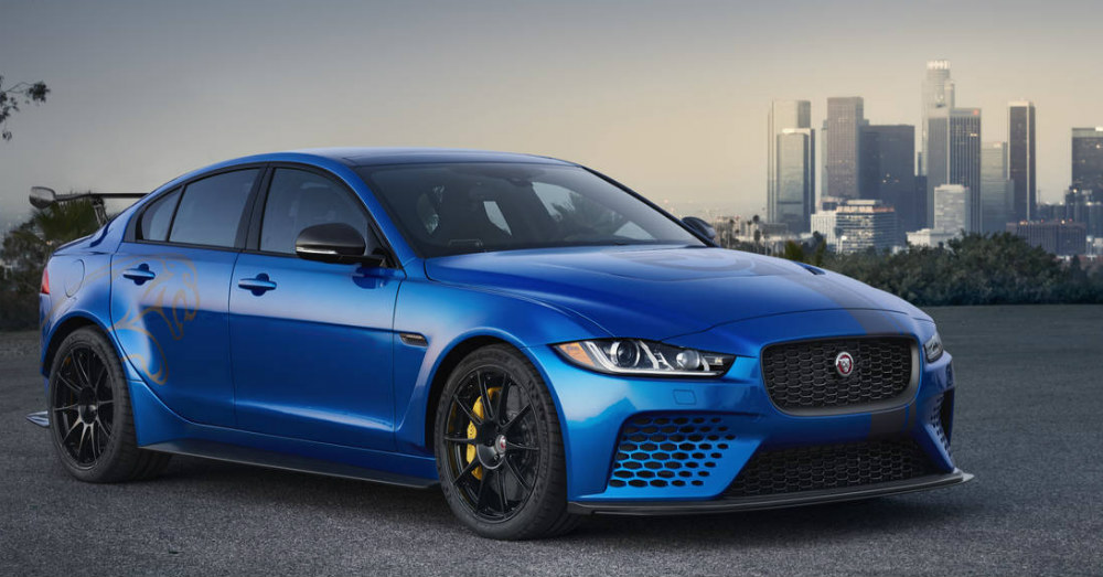 Jaguar is Bringing Big Power to Goodwood