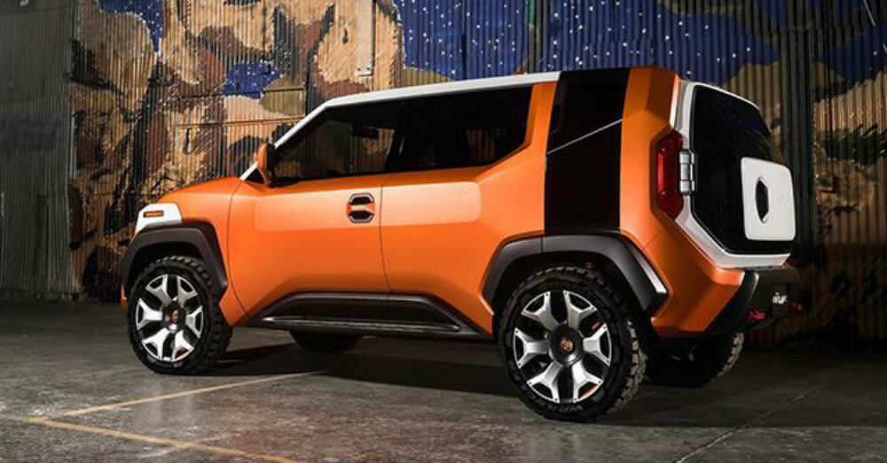 Toyota Combined a Minivan and SUV
