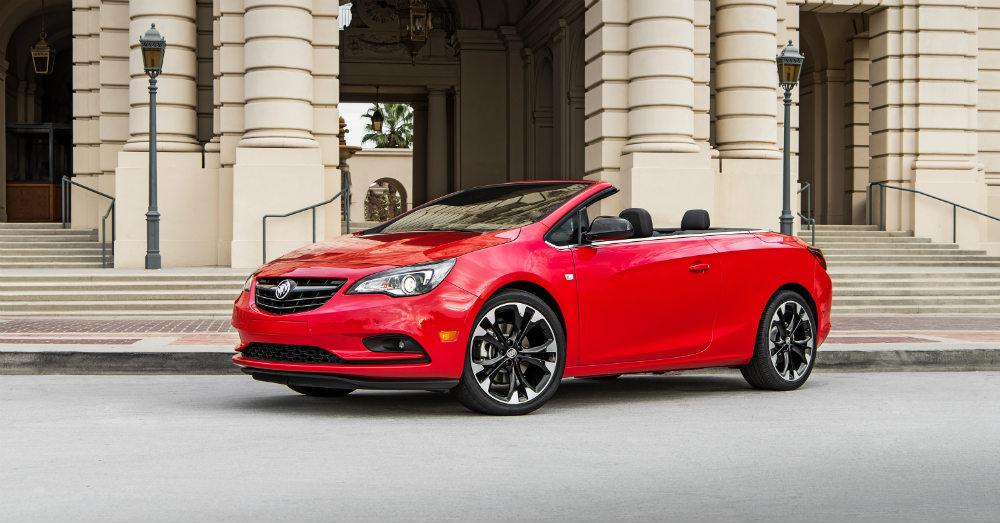 What is the Buick Cascada