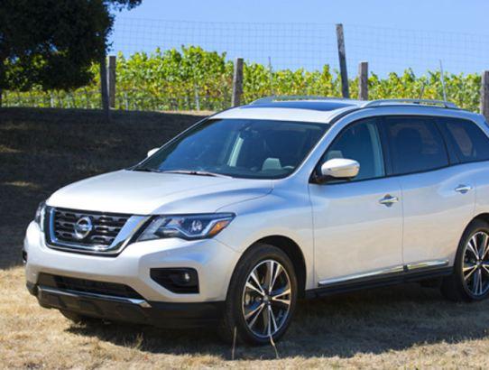 2018 Nissan Pathfinder A Crossover Secret