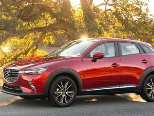 How Dare They Ask You to Pay More for the Mazda CX-3