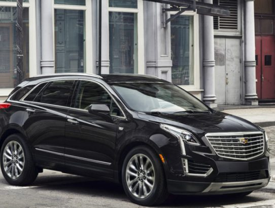 So Much for You in the New Cadillac XT4