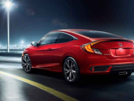 New Design Cues Coming to the 2019 Honda Civic