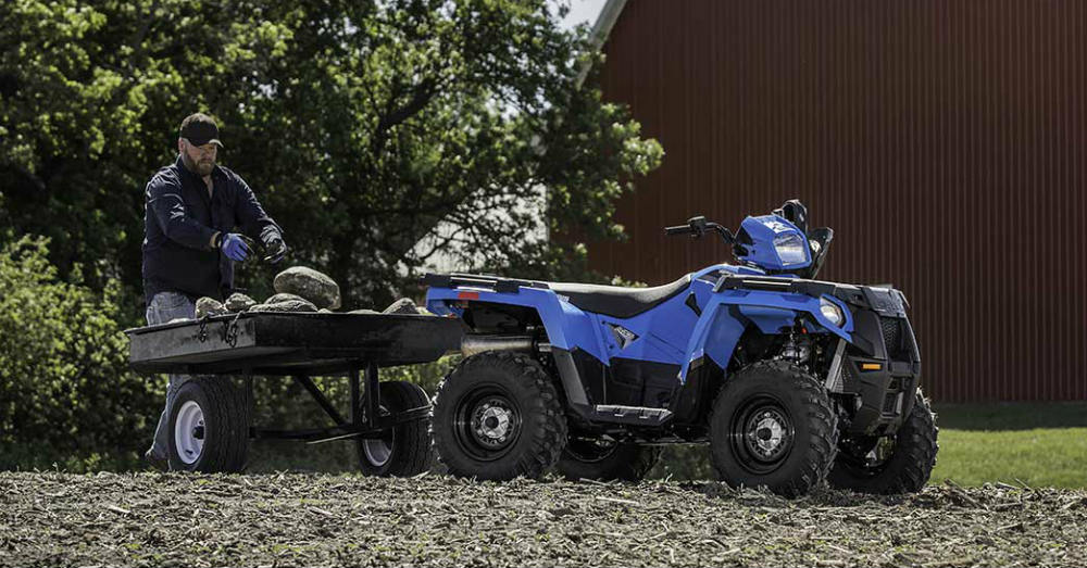 Let This Polaris Offer You the Winter Fun
