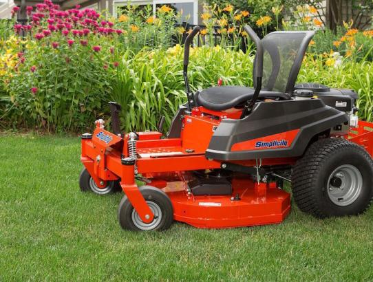 Simplicity Riding Mowers