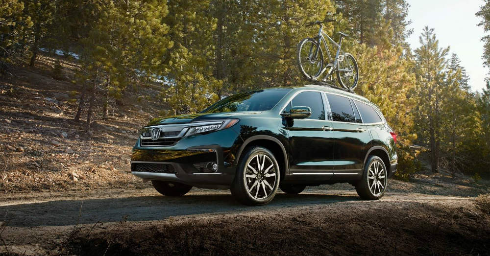 Honda SUV - The Right Honda SUV for Your Drive