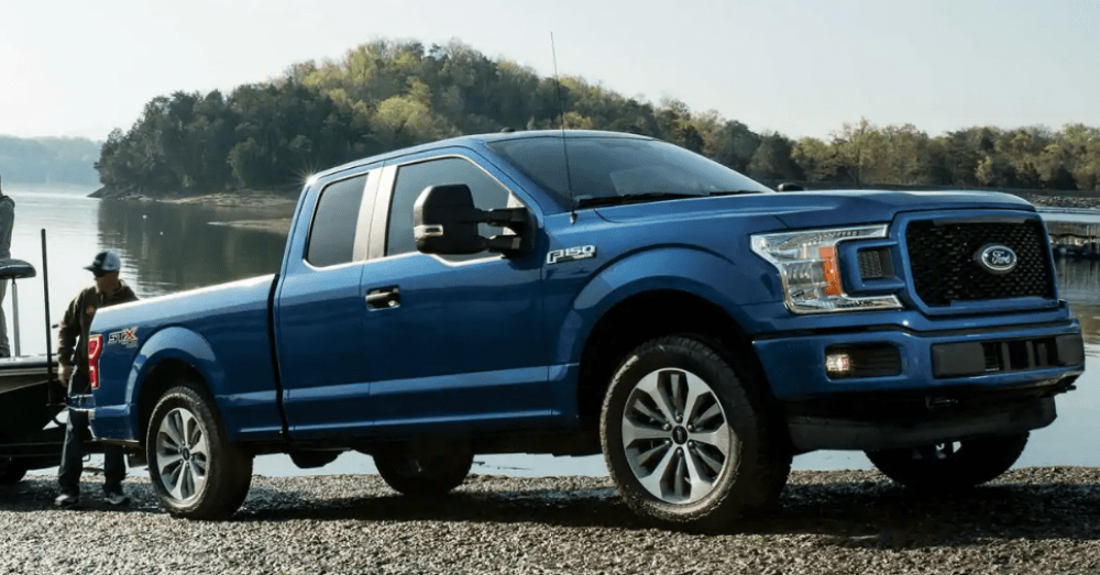 Choose this Ford Truck Today