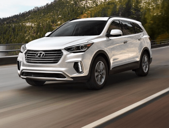 The Strength of the Hyundai Santa Fe