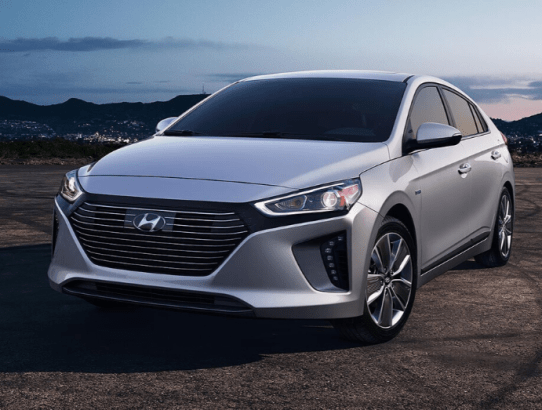 The Three Versions of the Hyundai Ioniq Hybrid