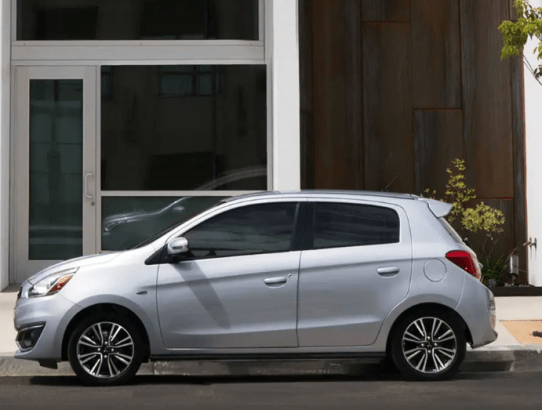 The Mitsubishi Mirage G4 Takes You There