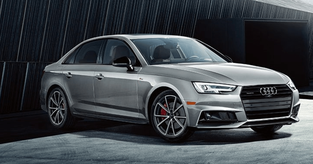 Luxury Excellence in the Audi A4