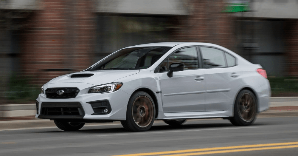 2020 Subaru WRX: Excellent Fun in this Subaru