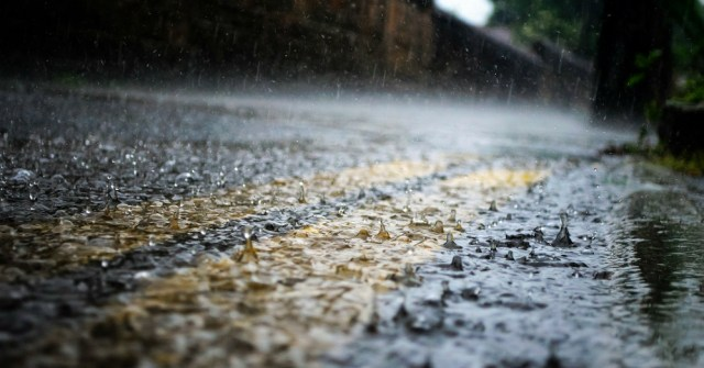 03.20.17 - Rain on Road