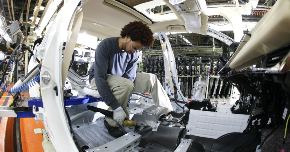 05.15.17 - Toyota Motor Manufacturing Kentucky