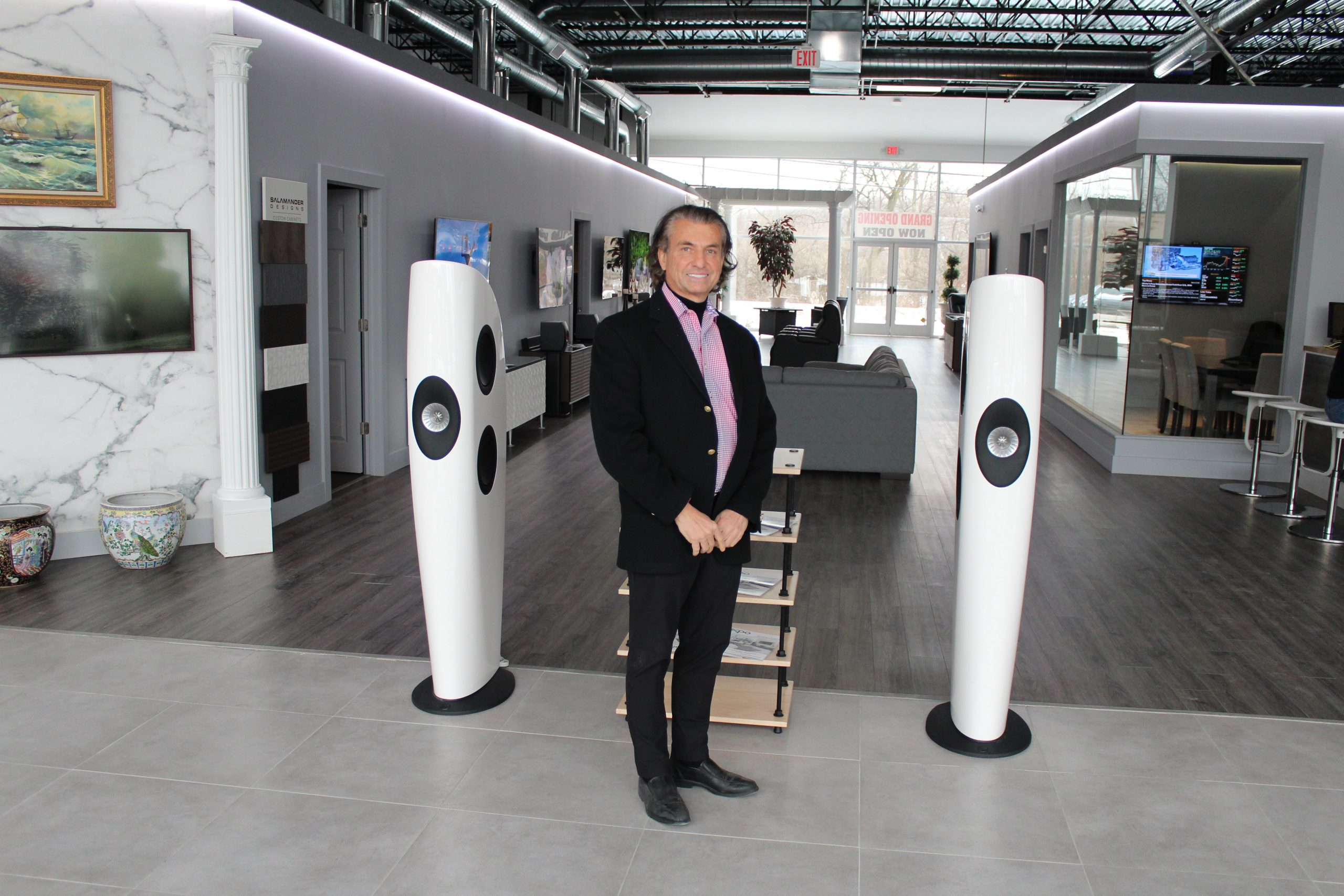 a store visit with leon temiz ceo