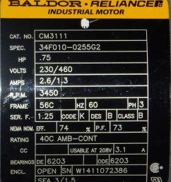baldor motors wiring diagram single ph 115 volt baldor air [ 1024 x 1322 Pixel ]