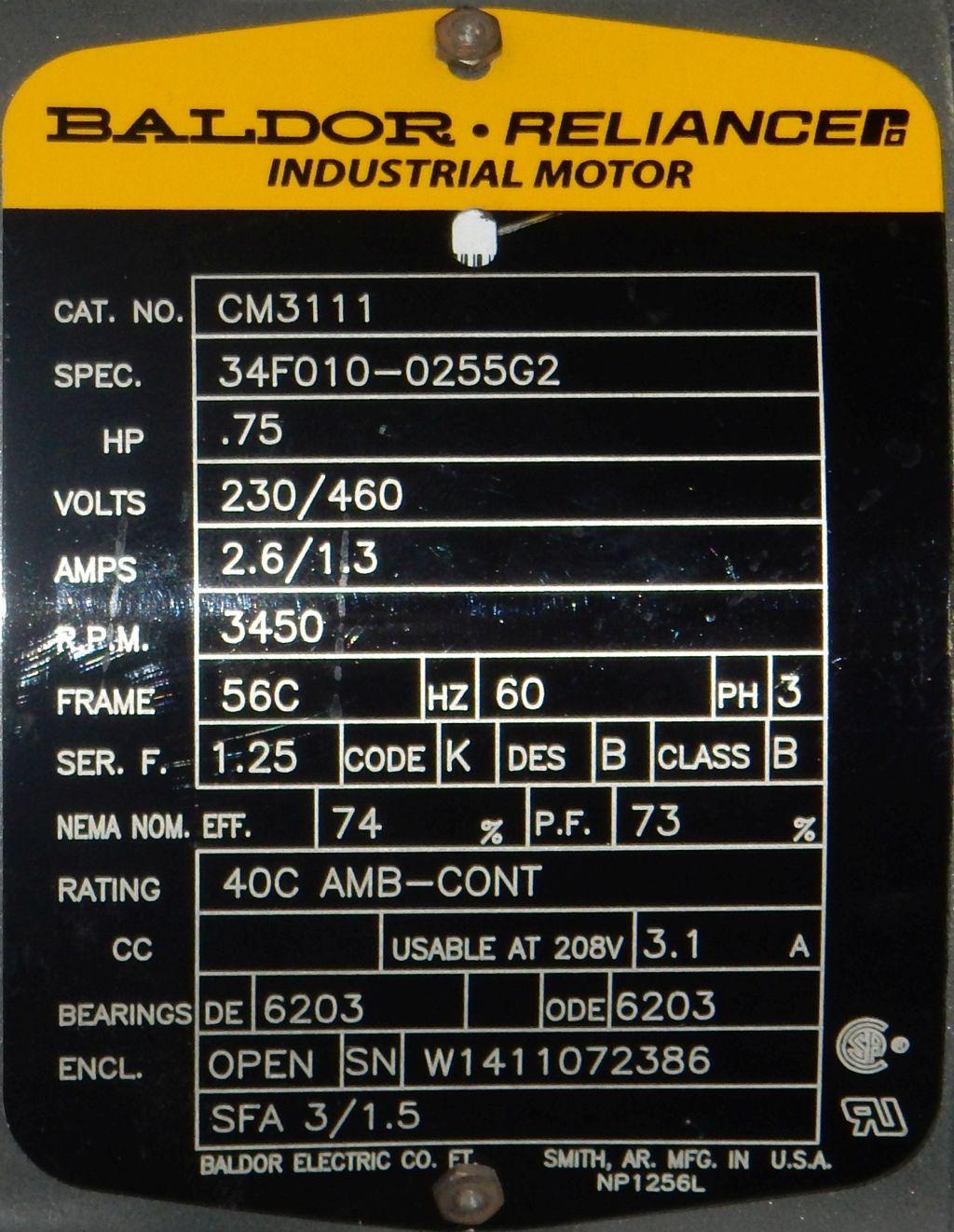hight resolution of baldor motors wiring diagram single ph 115 volt baldor air