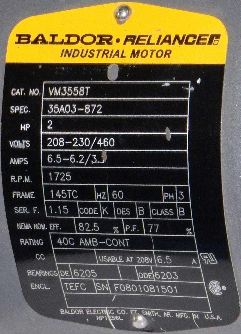 Baldor Industrial Motor Wiring Diagram Free Image Wiring Diagram