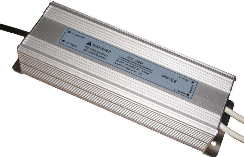 Transformadores Led Para Exterior IP67 120W
