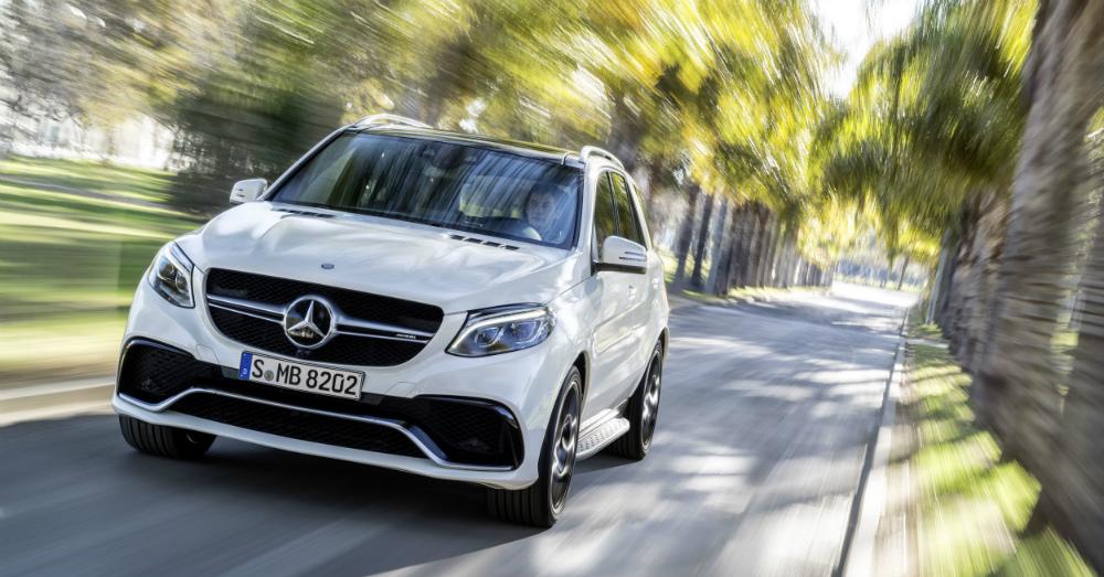 02.29.16 - 2016 Mercedes-Benz GLE