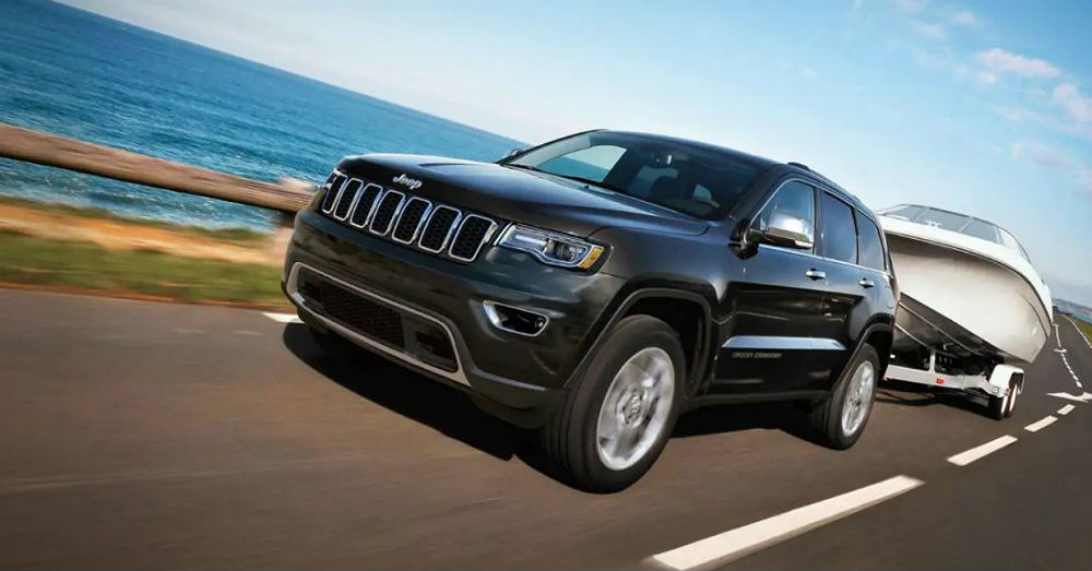 Serious Capability in the Jeep Grand Cherokee