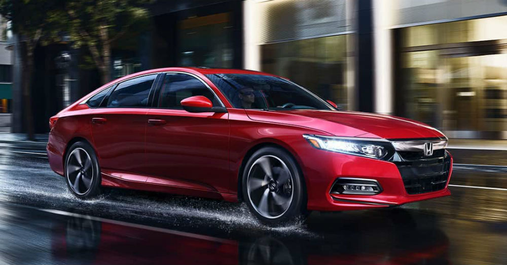 Reliable and Dependable Sedan You Trust from Honda
