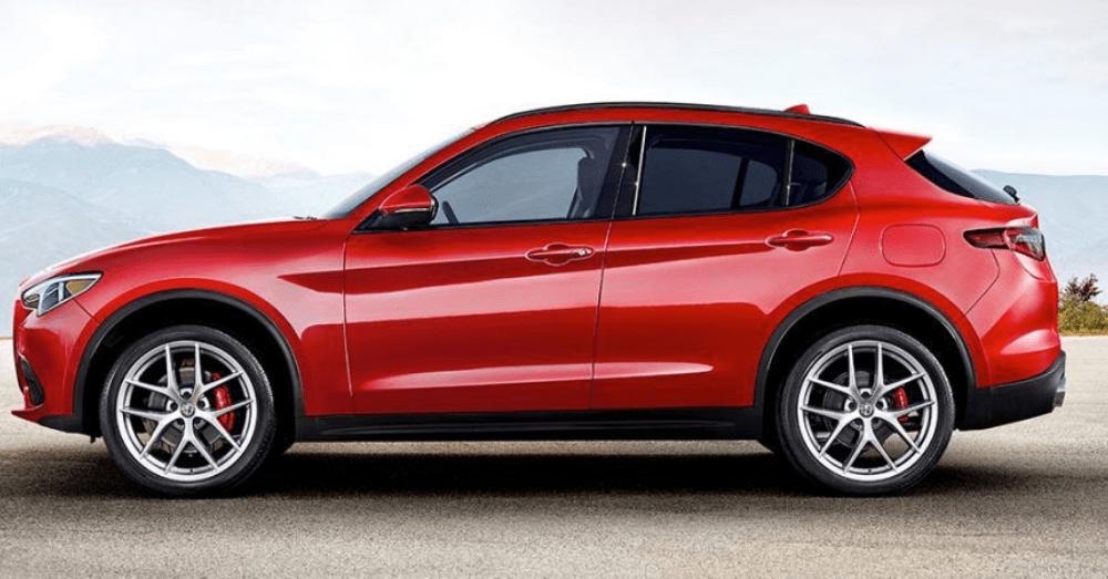 The Alfa Romeo Twist