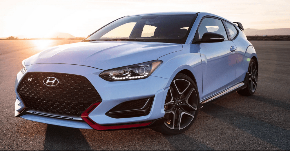 A Distinguished Difference in the Hyundai Veloster