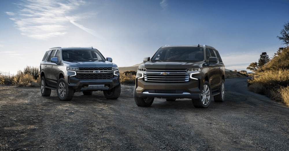 The Chevrolet Tahoe is Attractively Capable