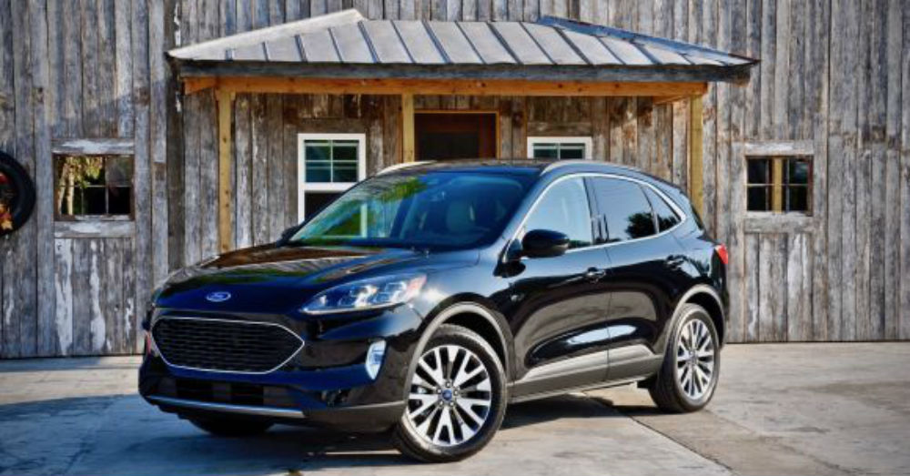 2020 Ford - Escape Costly Driving in this Ford