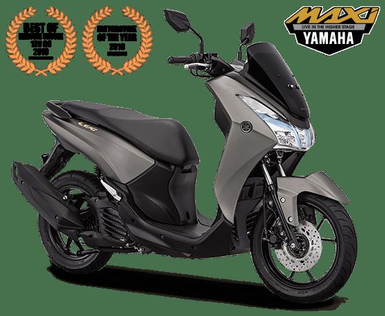 Harga Yamaha Lexi VVA 125 Sukabumi