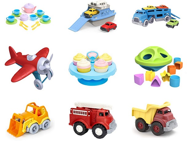 Save up to 67% on Green Toys from Amazon-Today only!