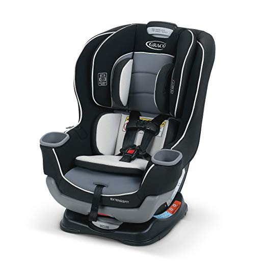 Graco Extend2Fit Convertible Car Seat only $127.99! (was $199)