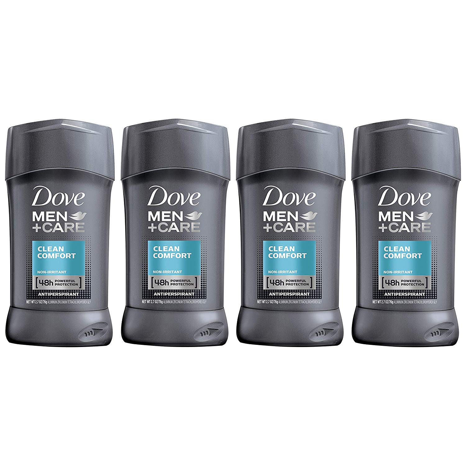 4 Pack Dove Men+Care Antiperspirant Deodorant Stick only $9.36 with coupon! (was $15.12)