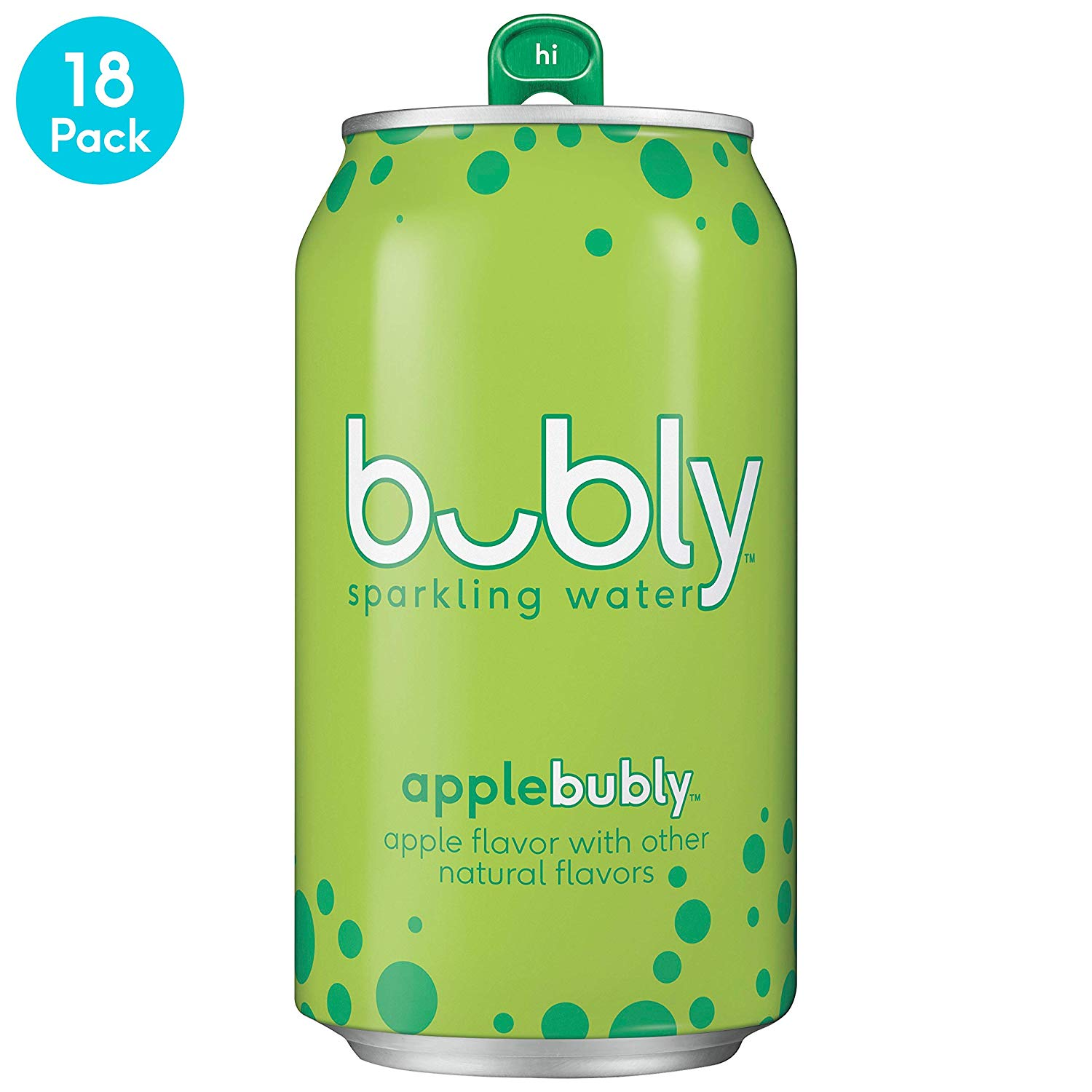 18 Pack bubly Sparkling Water from $4.37 with coupon!
