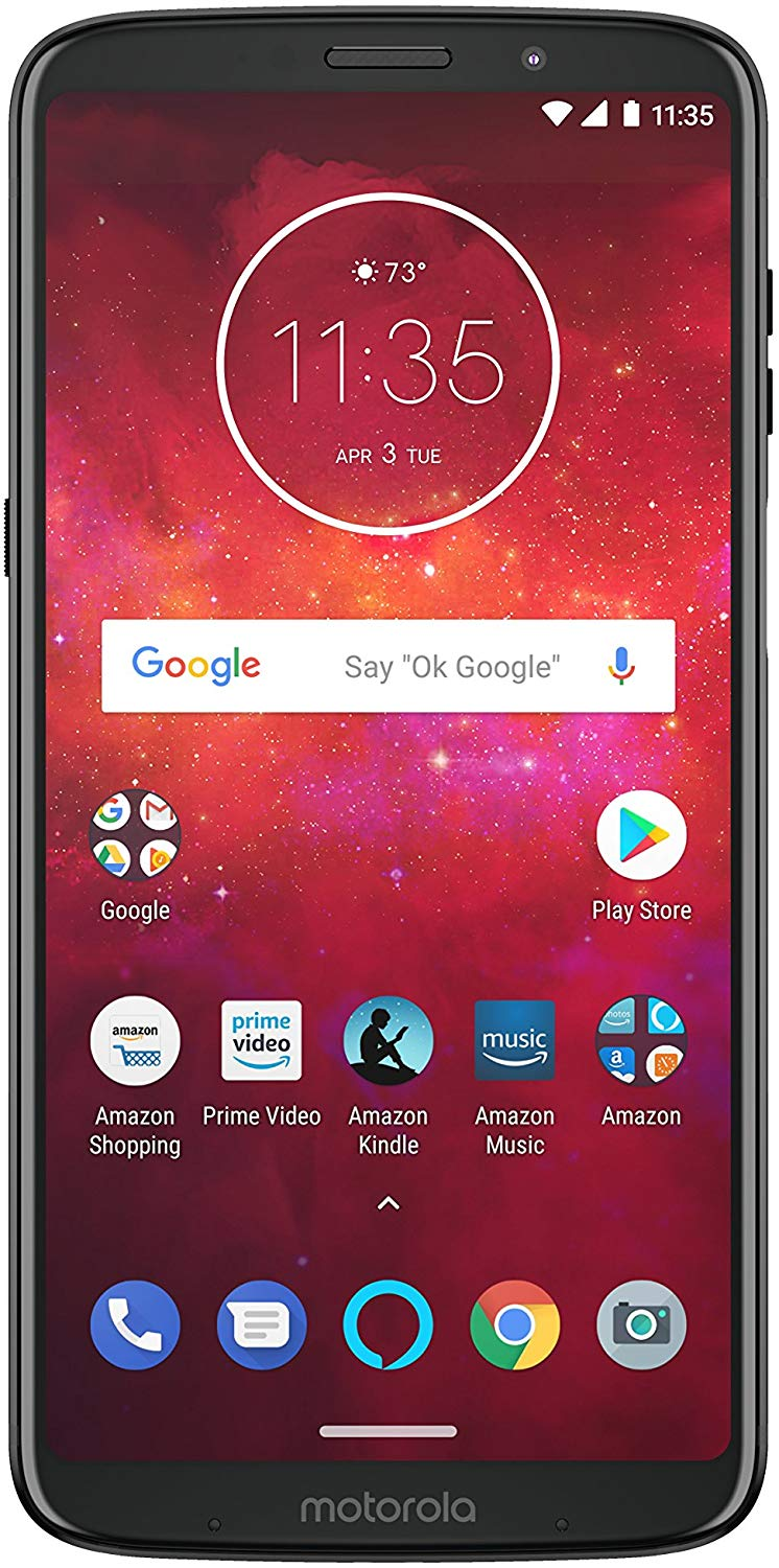 Today Only! Moto Z3 – 64 GB – Unlocked only $259! (37% off)
